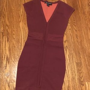 French Connection Bodycon dress.